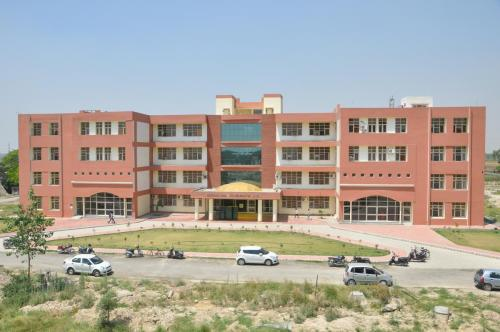 New Teaching Block